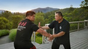 Intensive training with Hsin Chin